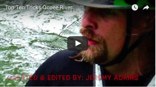 Top Ten Tricks on Ocoee River!
