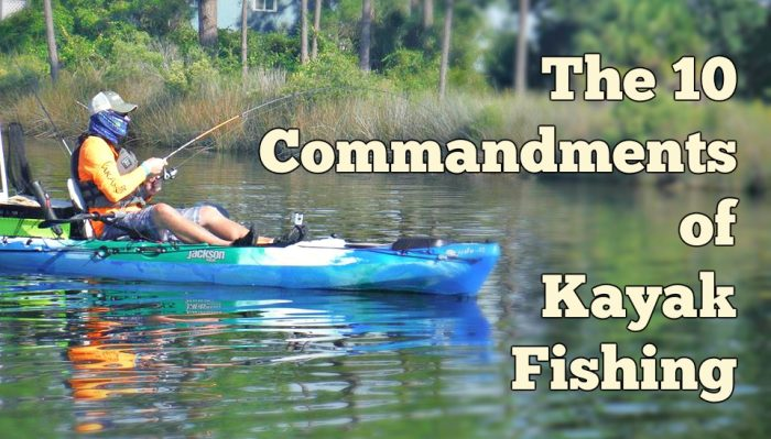 10-commandments-of-kayak-fishing