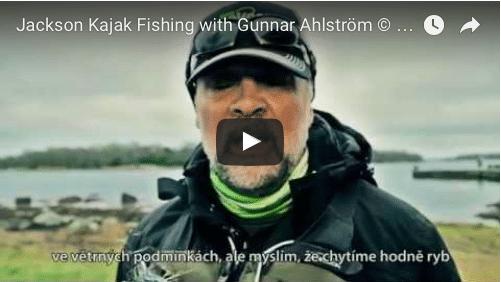 Jackson Kayak Fishing in Sweden