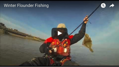 Winter Flounder Fishing