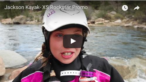Jackson Kayak- XS Rockstar Promo