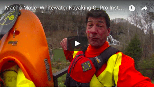 Macho Move- Whitewater Kayaking GoPro Instructional Series with EJ and Jackson Kayak