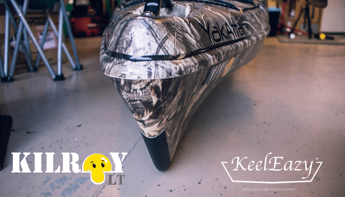 Protect your Jackson Kayak LT edition with KeelEazy