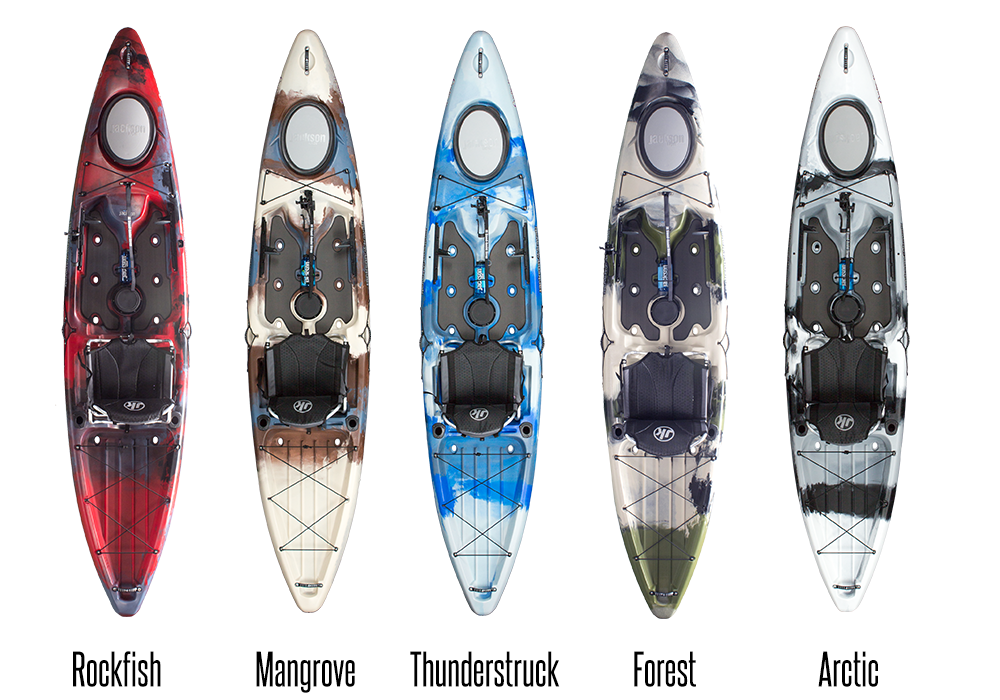 Cruise Angler 12 Colors
