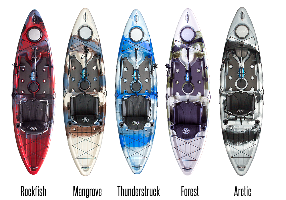 Cruise Angler 10 Colors