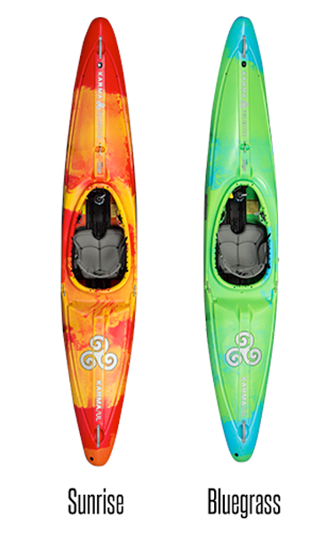 KARMA UNLIMITED (River racing, expedition) Colors