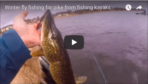 Movie: Winter Fly Fishing!