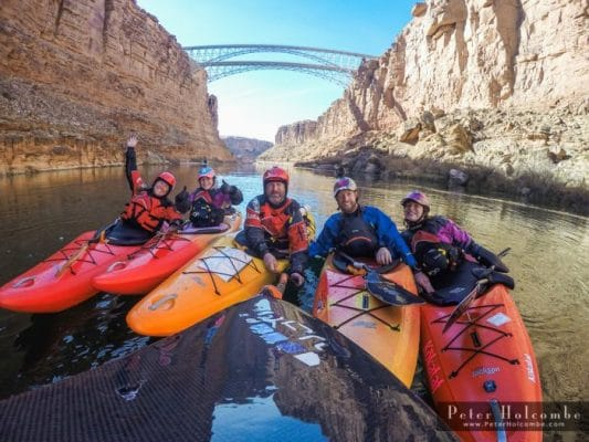 Famagogo in the Grand Canyon: Family Adventure Self-Support