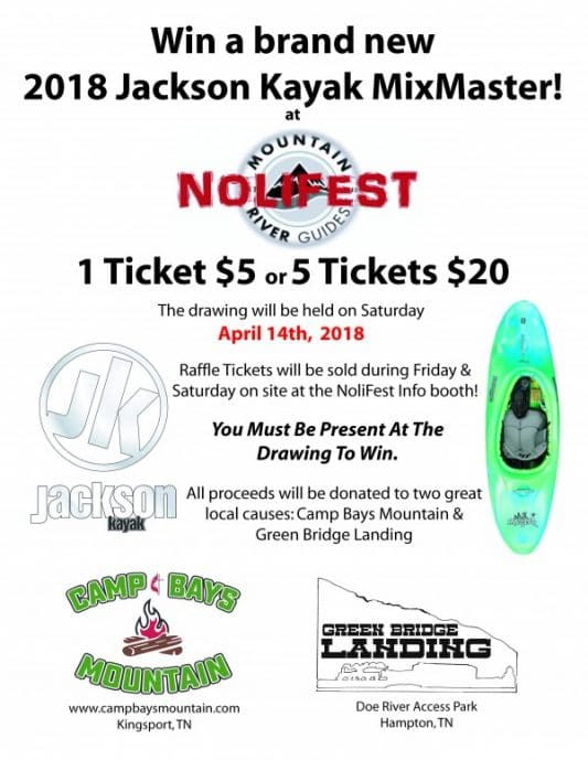 WIN a JK MixMaster at NoliFest!