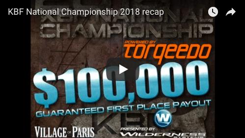 2018 KBF National Championship Recap