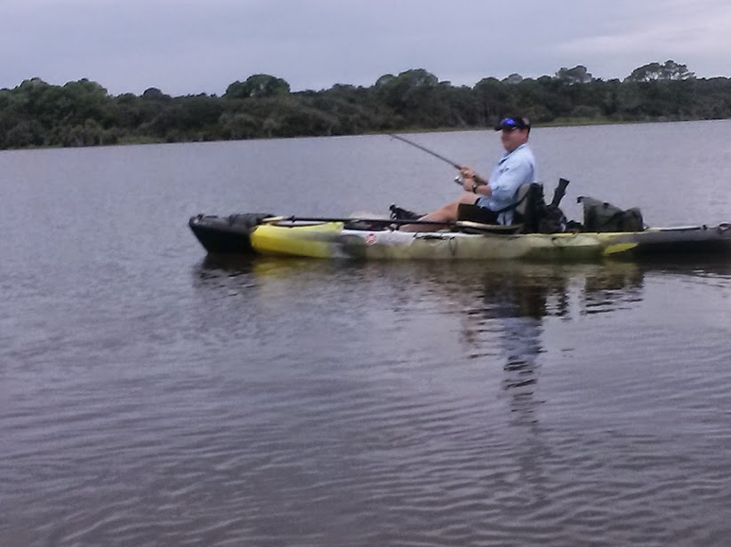 St. Augustine Kayak Fishing Charters and Eco-tours with Action Kayak Adventures.  Why I use Jackson Kayaks. Part 1