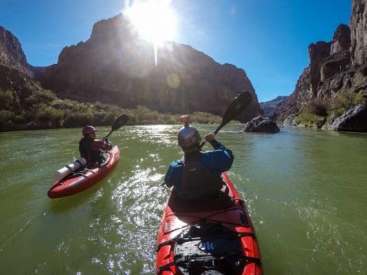Grand Canyon: Kayak Self Support Adventure