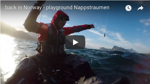 back in Norway – playground Nappstraumen