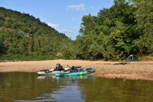 Buffalo National River – A family adventure.