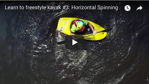 Stephen Wright's Freestyle Fundamentals Video #3: horizonal spinning