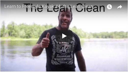 Stephen Wright's Freestyle Fundamentals video #4: the Lean Clean