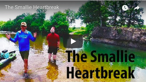The Smallie Heartbreak