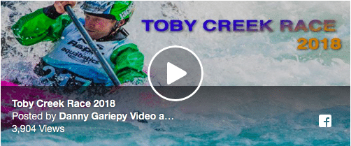 Toby Creek Race Video