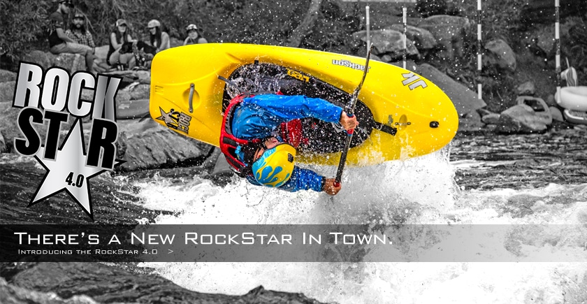 Introducing the ALL NEW RockStar 4.0!