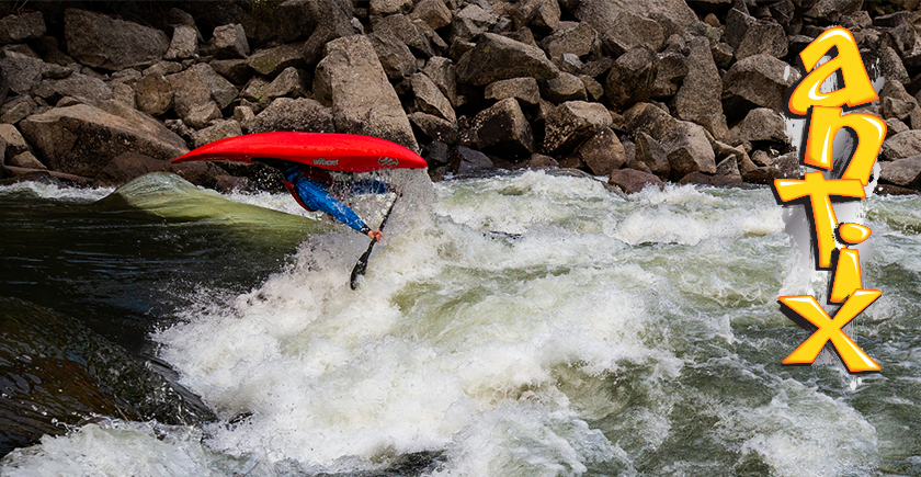 Let The River Be Your Playground. Check Out The AntiX.