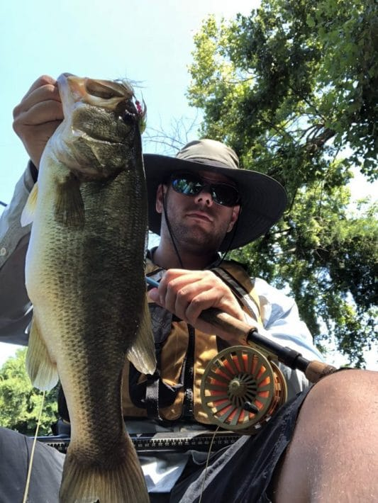 Finding Arrowheads and Angry Largemouth