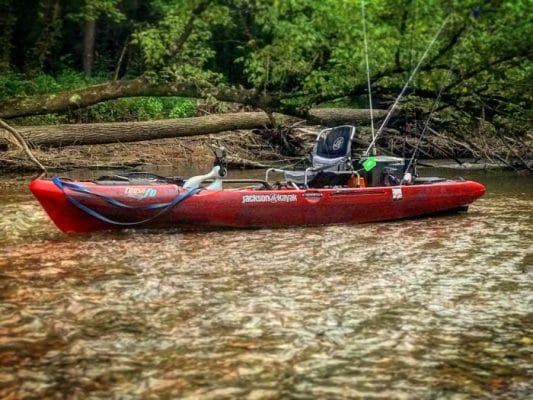 Versatility of the Coosa FD