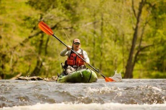 Trophies in Skinny Water Rivers