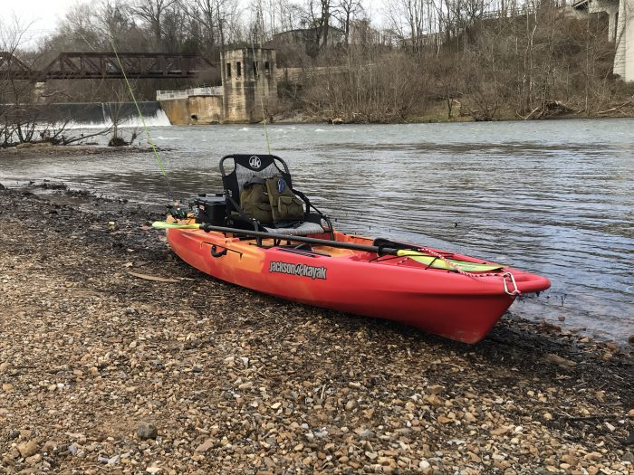 Go ahead! Take a Bite! - Jackson Kayak