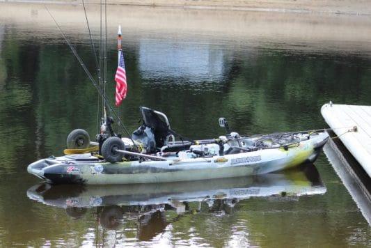 Pedal VS. Paddle