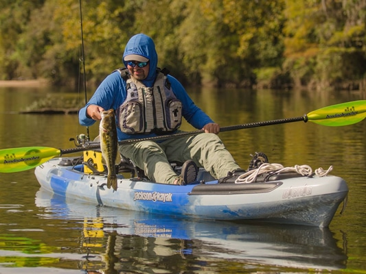 2019 Kayak Fishing in Alabama