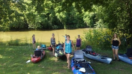 Family River Fun