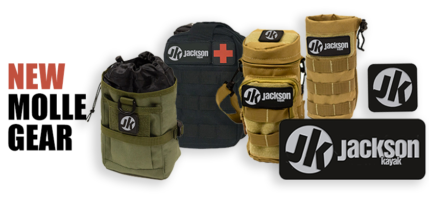 Trick your ride with new MOLLE Gear. Shop now!