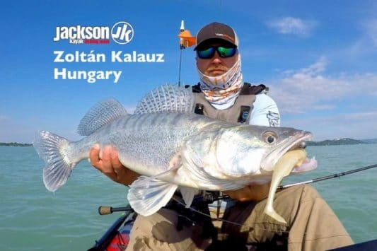 JK Fishing Team Europe: Zoltán Kalauz, Hungary