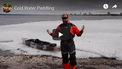 Cold Water Paddling