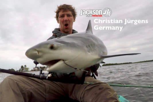 JK FISHING TEAM EUROPE: CHRISTIAN JÜRGENS, GERMANY