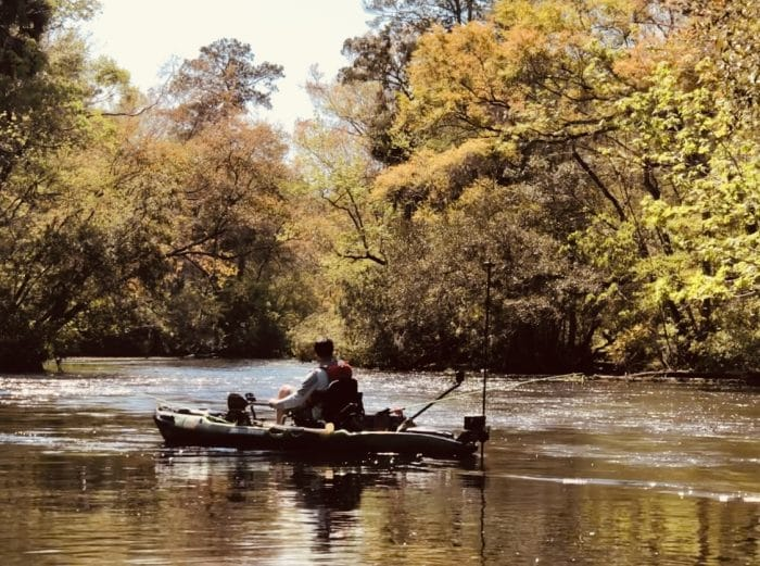 Behind the Scenes Part I: Hooked on Wild Waters, St. Marks River