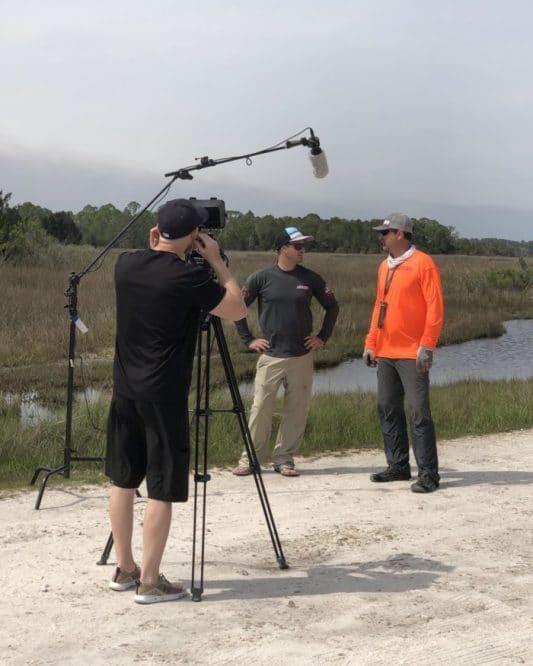 Behind the Scenes Part II: Hooked on Wild Waters, Wild Panacea Waterfront