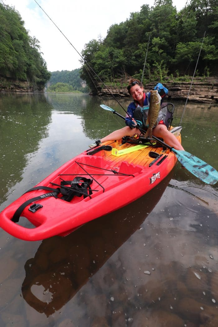 Pan Am Bass Kayak Championships- 8 Countries Descend Upon Cookeville, Tennessee