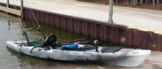 Traveling Light When Loading Your Lures for a Day of Kayak Fishing