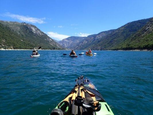 Salt Springs Kayak Camping
