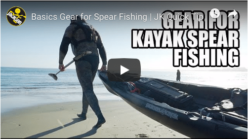 Basic Gear For Spear Fishing