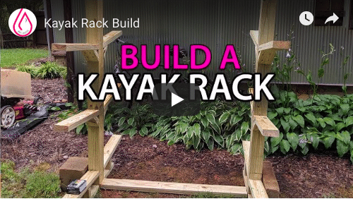 Build a Kayak Rack