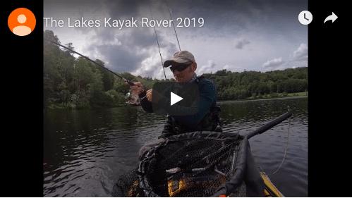 The Lakes Kayak Rover 2019