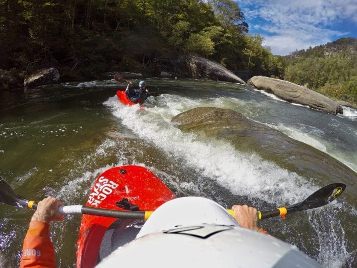 How to ACE Your First Gauley Fest