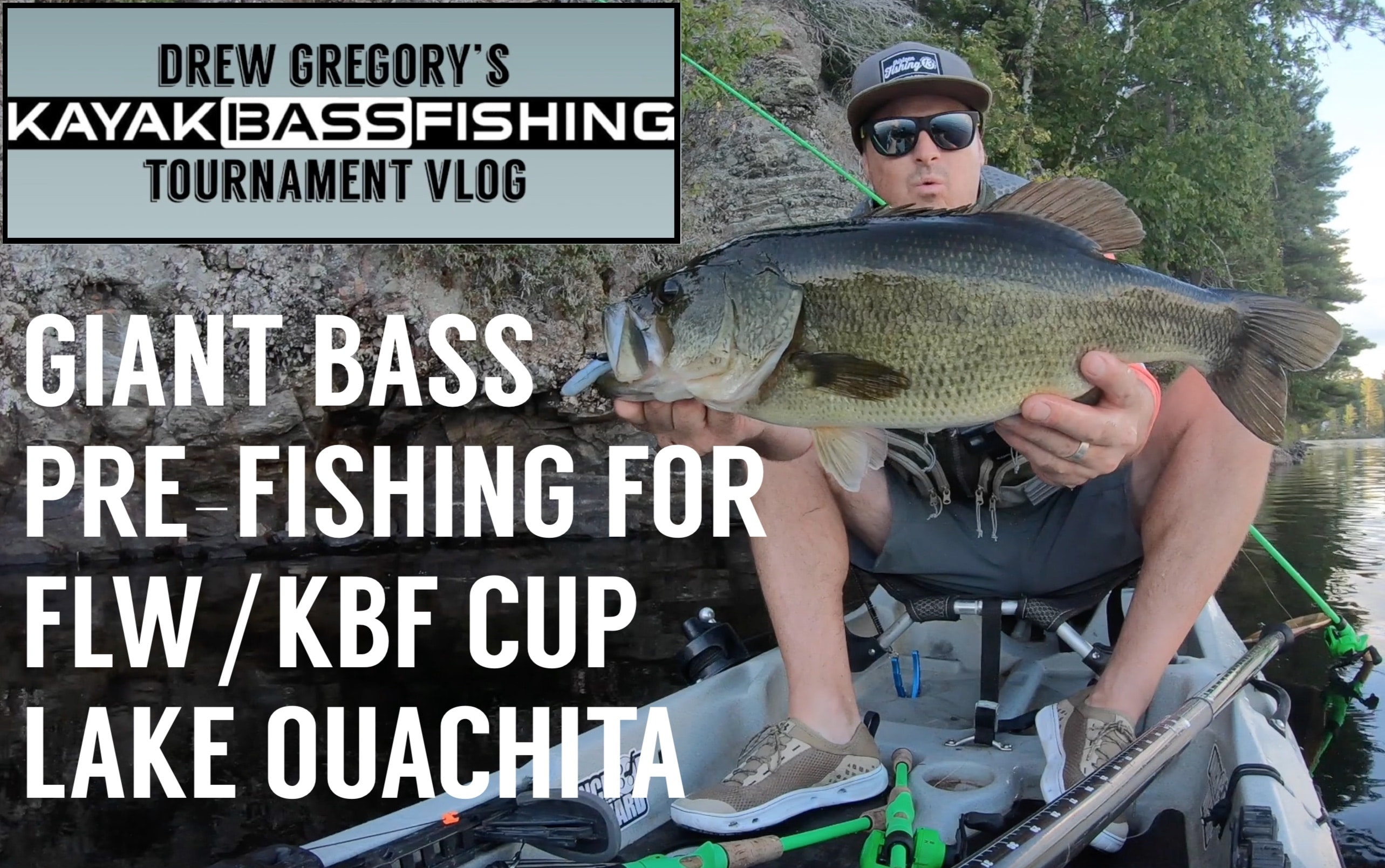 VIDEO: Drew Gregory's KBF/FLW Tournament Vlog