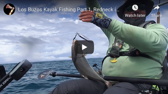 Los Buzos Kayak Fishing Part 1, Redneck in Paradise
