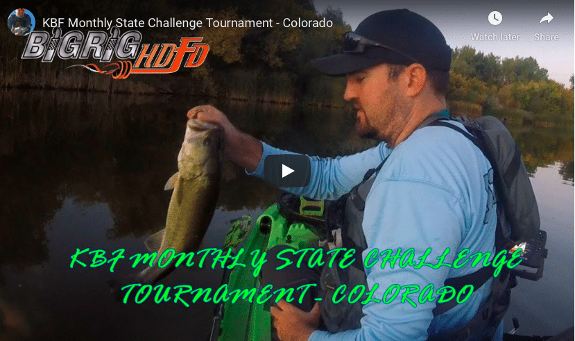 KBF Monthly State Challenge Tournament – Colorado