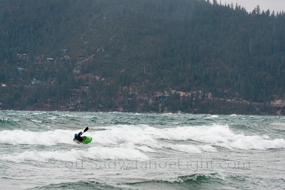 How to Surf . . . Lake Tahoe