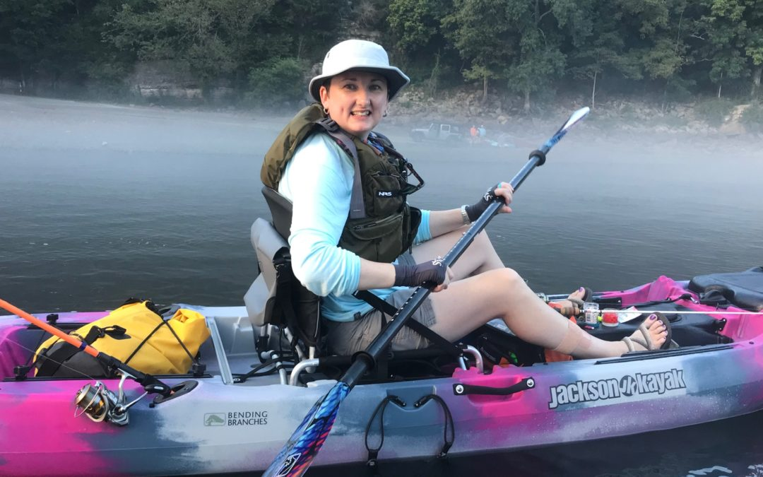 Kayaking with Hypoglycemia