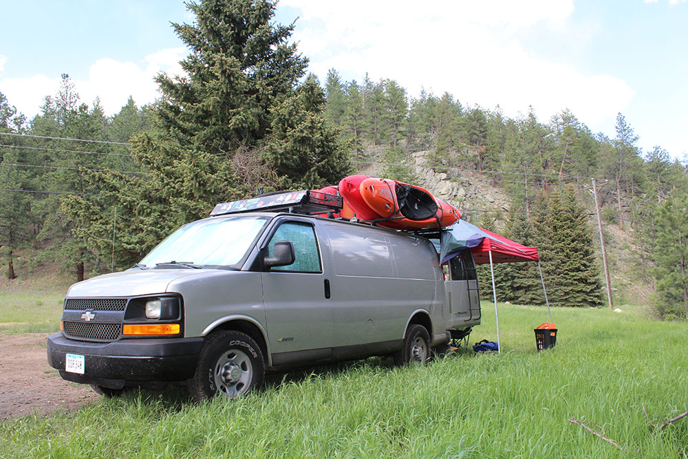 What's your Adventure Vehicle?